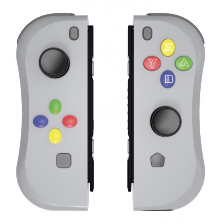 Under Control Nintendo Switch ii-con controllers - Grijs