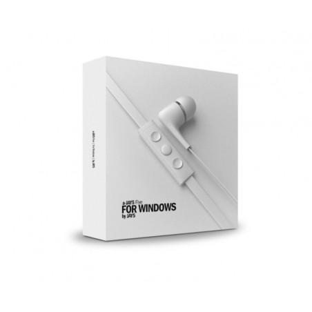a-JAYS FIVE Windows Headset White