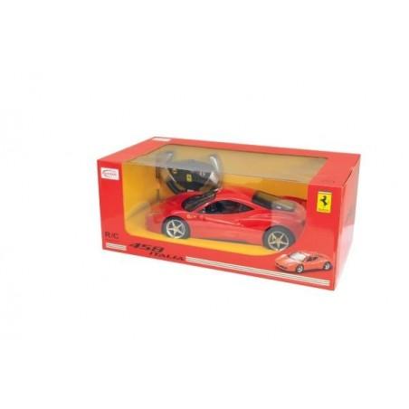 Jamara Ferrari 458 Italia 1:24 red