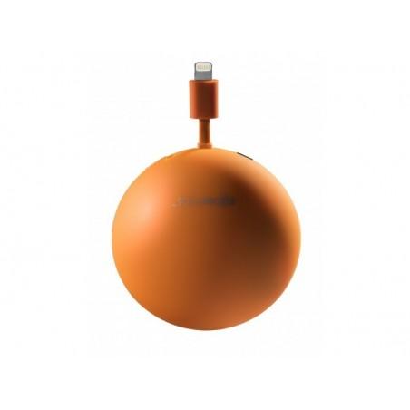 Boompods Power Banks 2300mAh Powerpod iphone  5/5s/5c - Oranje