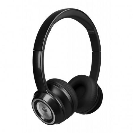 Monster N-Tune On-Ear Koptelefoon Zwart