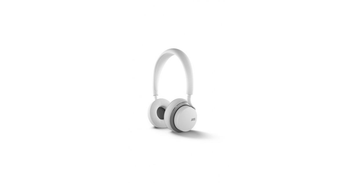 u-JAYS - iOS - White / Silver