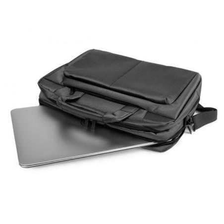 Natec Gazelle - Laptoptas - 15,6 inch / 16 inch - Donker grafiet