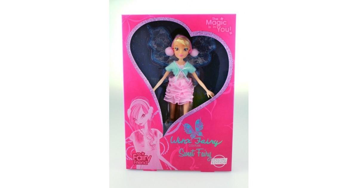 Winx Club - Pop Sweet Fairy Limited Edition 32 cm