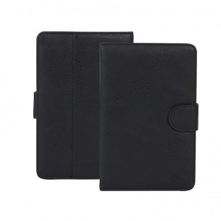 RivaCase Universele Tablet case 7 Inch (Samsung Galaxy Tab 4 7.0, Acer, Asus, Lenovo) - Zwart