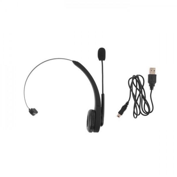 Under Control Bluetooth Mono Headset PS3 - Black