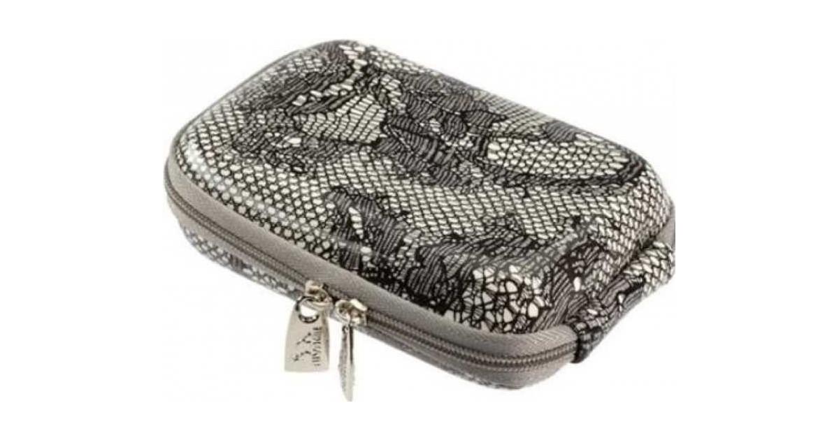 Rivacase 7103 (PU) Digital Case grey (lace)