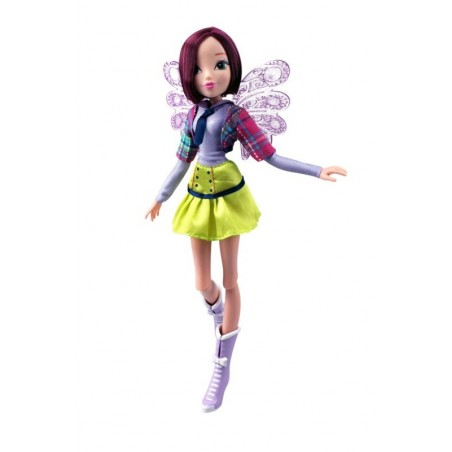 Winx Club - Pop Fairy School Tecna 30 cm