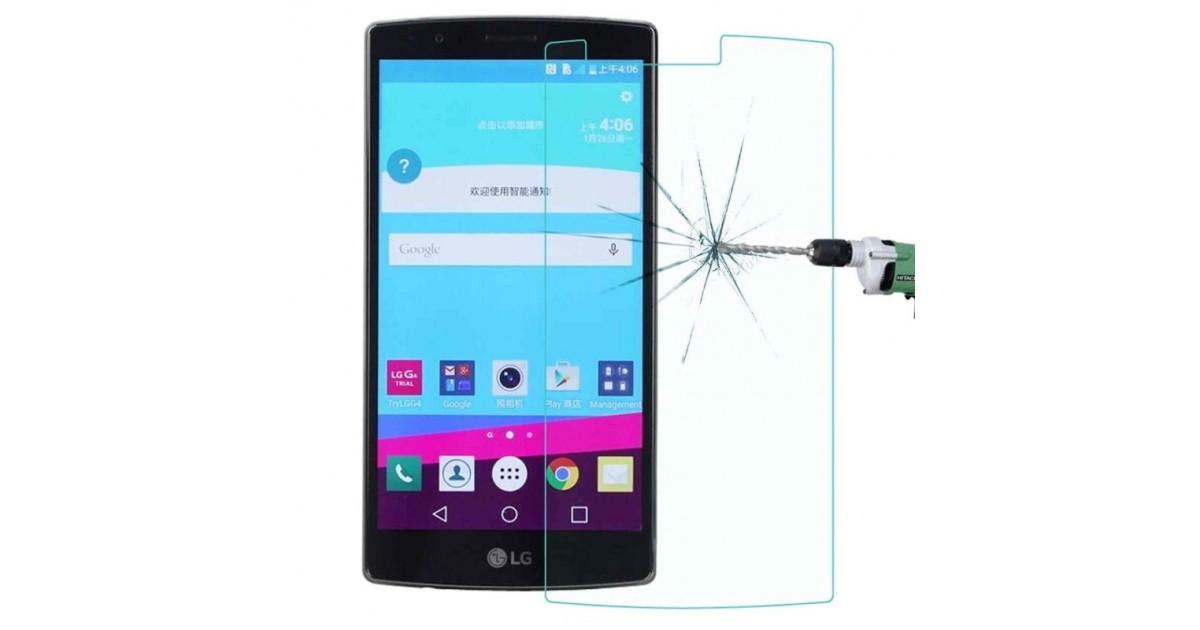 Tuff-Luv - Gehard glas Screenprotectoor voor LG G4