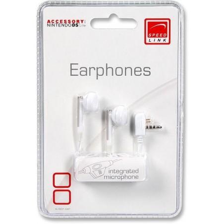 NDS Lite Earphones, white
