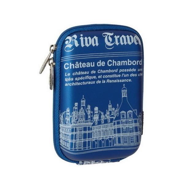 Riva 7103 (PU) Digital Case light blue Chambord (travel)