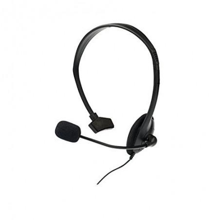 Under Control PS4 Gaming Headset Zwart