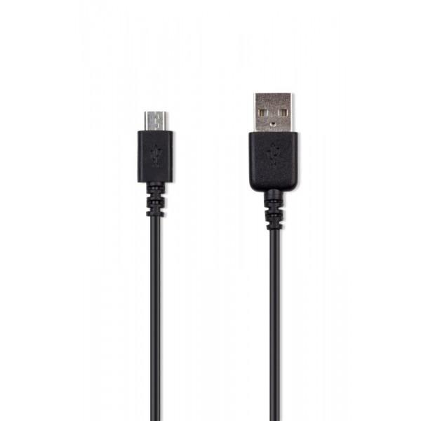 Under Control - Micro USB Kabel - Zwart