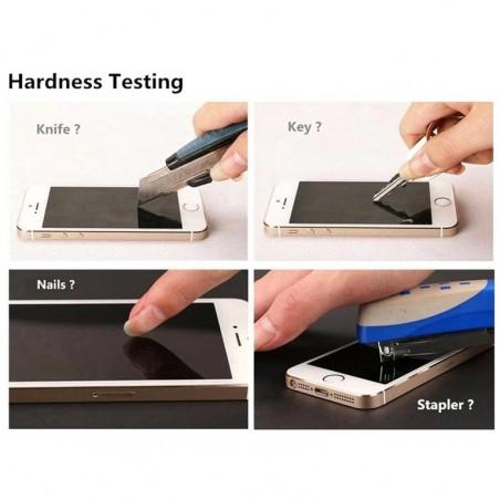 Tuff-Luv - Gehard glas Screenprotector voor Samsung J1 Ace