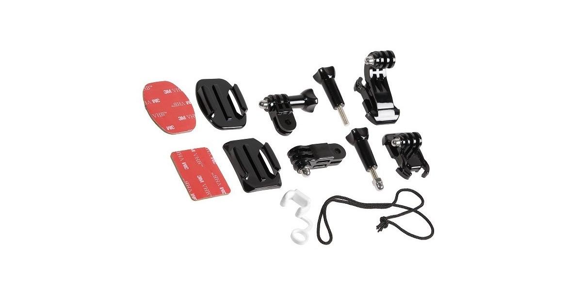 Tracer - Camera Mount Set - Voor de GoPro en de SJCAM SJ4000