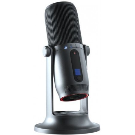 Thronmax - MDrill One microfoon - Diep Zwart - 48Khz - PC/PS4
