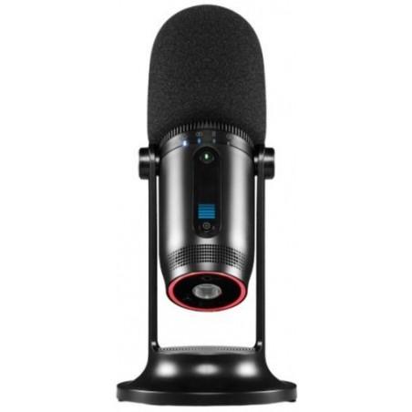 Thronmax - MDrill One Pro microfoon - Diep Zwart - 96khz - PC/PS4