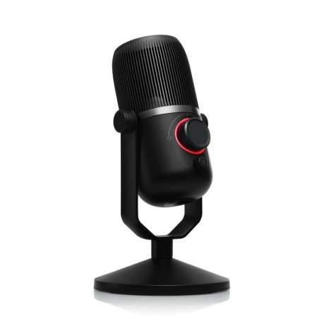 Thronmax  MDrill Zero Plus Streaming microfoon  Diep Zwart  96 KHz  PC/PS4