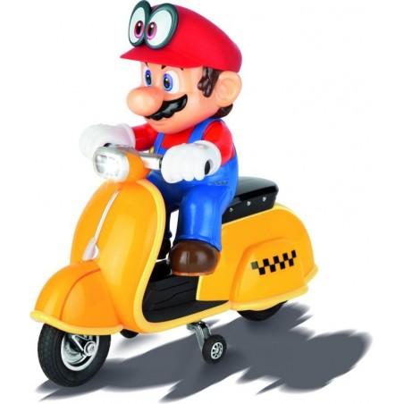 Super Mario Odyssey Scooter -  Mario - Op afstand bestuurbaar - 9 km/u