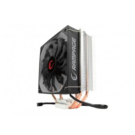 Rampage Wind Chill 320 CPU Koeler- Stille ventilator
