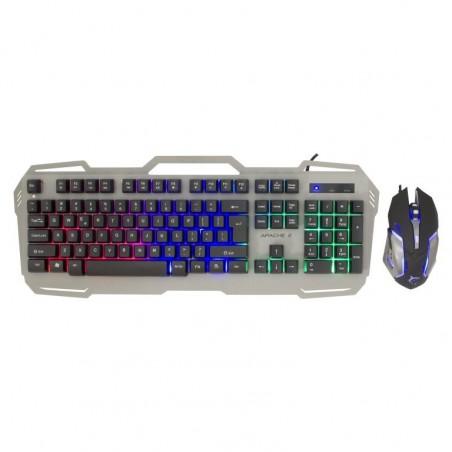 White Shark toetsenbord en muis combo - Apache-2 GMK-1901