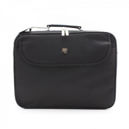 New York Laptop tas  15.6 inch - Zwart