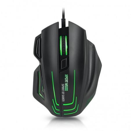Spirit of Gamer - Xpert-M500 Laser Gaming Muis - PC