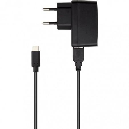 Under Control - Nintendo Switch - AC adapter  voor tablet of pro-controller - Zwart
