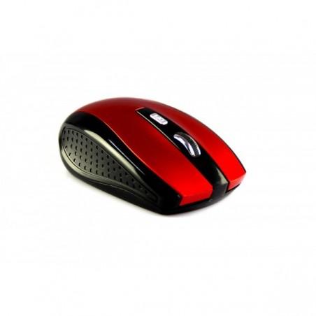 Media-tech Raton Pro 2,4 ghz draadloze kantoormuis -rood