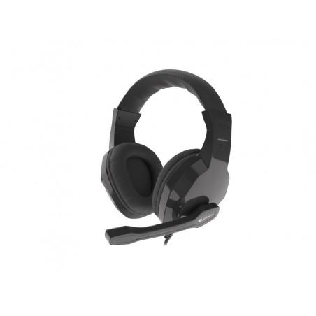 Genesis Argon 100 stereo headset - zwart