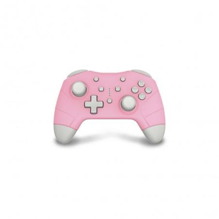 Nintendo Switch - Draadloze Bluetooth Controller - Roze
