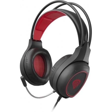 Genesis 7.1 Gaming headset Radon 300 - 7.1 Virtual Surround – Led Backlight – PC