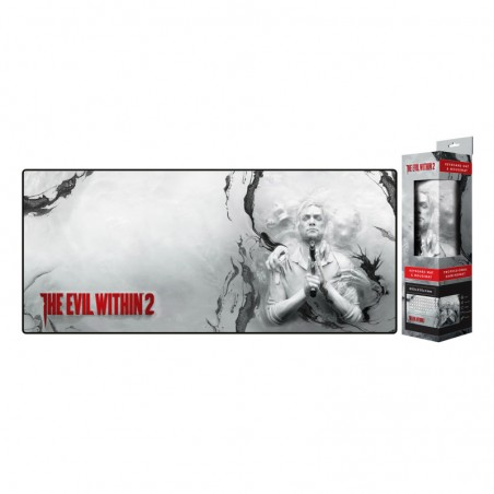 The Evil Within  Extended Gaming Mousepad  Enter The Realm  80x35 cm