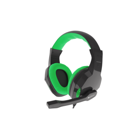 Genesis Argon 100 stereo headset - groen