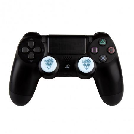 Monster Hunter: Iceborn thumb grips - Geschikt voor de PS4 PS3 en Xbox 360 - Blauw