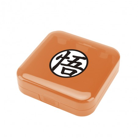 Dragon Ball game case - Nintendo Switch - 24 games - Oranje