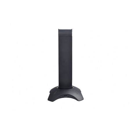 Rampage Guard - 3 in 1 RGB Headset Stand - Muis Bungee - USB Hub