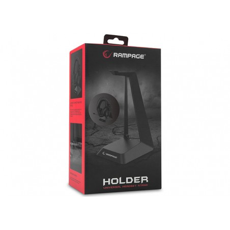 Rampage RM-H19 HOLDER - Gaming Headset Stand
