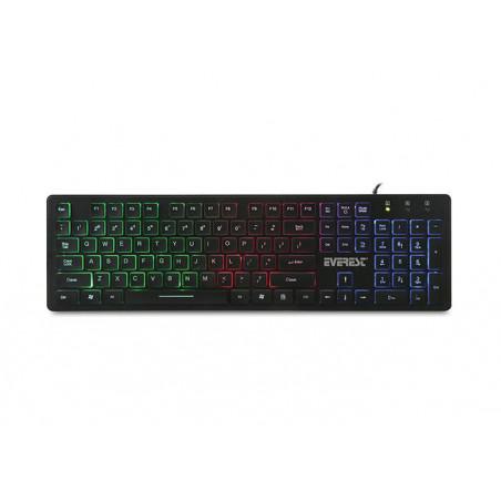 Everest KB-840 LED gaming toetsenbord