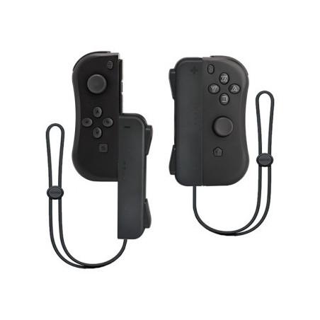 Under Control - Nintendo Switch ii-con Controller - zwart - Met polsbandjes