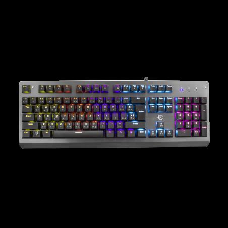 White Shark Legionnaire mechanische gaming keyboard GK-1926 - Metaal-US layout