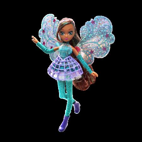 Winx COSMIC FAIRY Aisha/Layla speelpop - 26cm