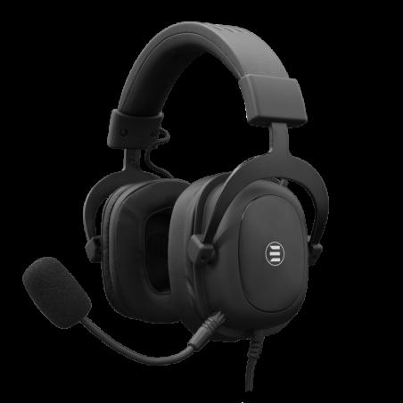 eShark TAIKO ESL-HS4 PC en PS4 7.1. Surround sound Gaming Headset met USB aansluiting - Zwart