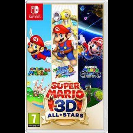 Super Mario 3D All Stars - Nintendo Switch Game