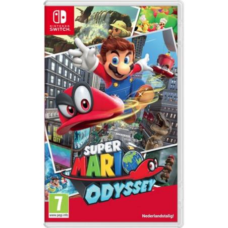 Super Mario Odyssey - Nintendo  Switch Game