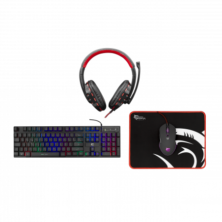GC-4104 COMANCHE-3 PC Gaming combo 4 in 1