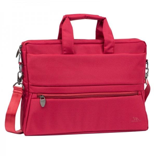 "493ea24b0f5 RivaCase red Laptop bag 15,6"""