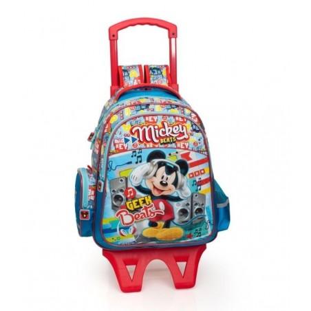 Mickey Mouse Rugzak met Trolley
