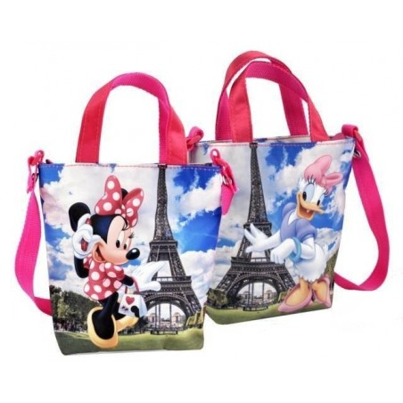 Disney Minnie Mouse Go Paris - Shopper bag - 18 cm