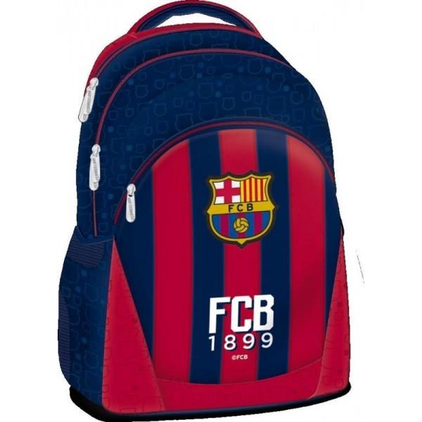 FC Barcelona - Rugzak - 3 vakken - Rood/Blauw